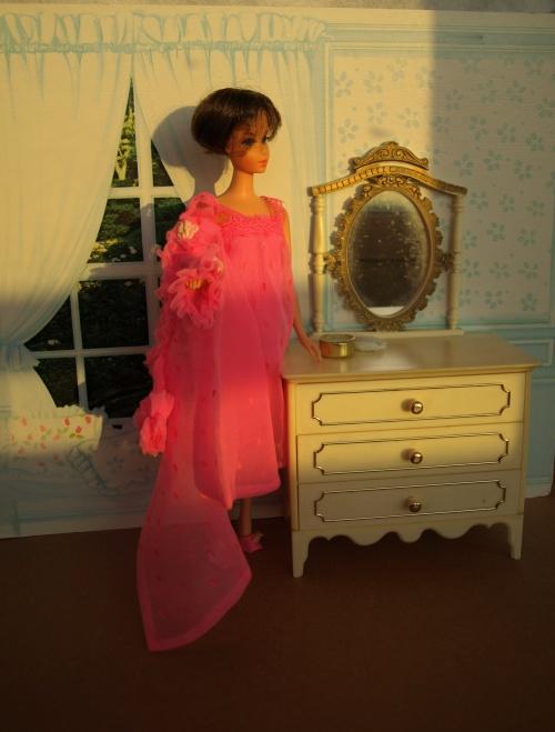 Barbie vintage : Dreamy Pink