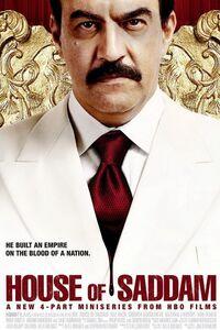 LA MAISON SADDAM (HOUSE OF SADDAM) : Une plongée au coeur des années Saddam en Irak, depuis son accession au pouvoir en 1979 jusqu'à sa chute 25 ans plus tard... ----- ... Titre original House of Saddam Créée par 2008 Avec Yigal Naor, Shohreh Aghdashloo, Amr Waked plus Nationalité Britannique Genre Drame, Guerre, Historique, Biopic Statut Terminée Format 52 minutes