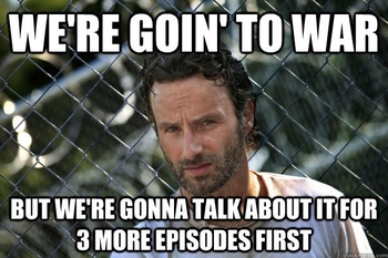 The Walking Dead memes 23