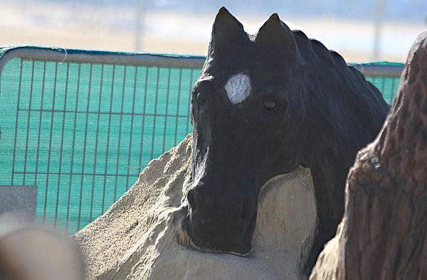 sculptures en sable à Royan-1-