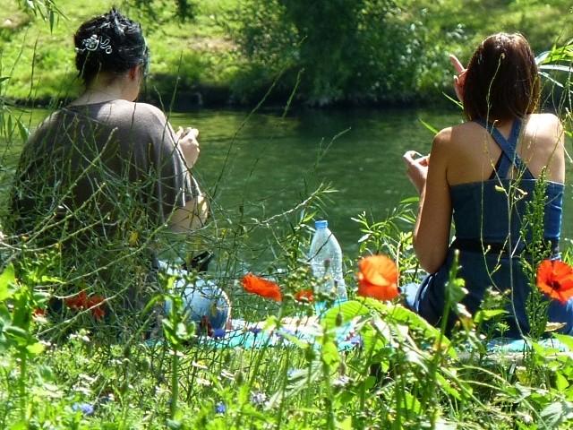 Pique-nique à Metz 2 Marc de Metz 02 08 2012