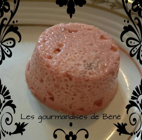 Crème aux pralines