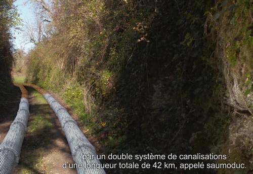 Saline Royale d'Arc-et-Senans