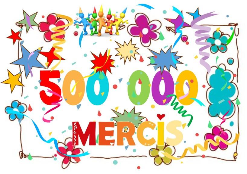 500 000