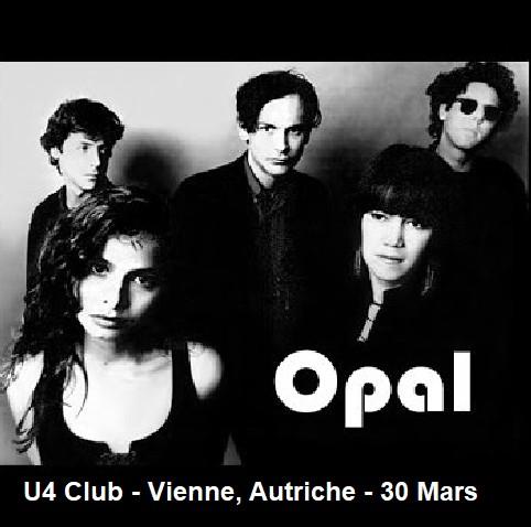 Live: Opal et Nouvelle Vague