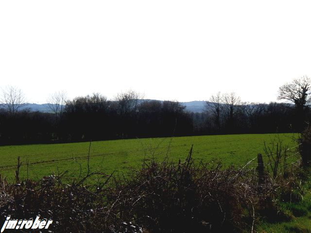 Burgnac, ma première grande randonnée en campagne.