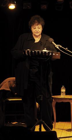 Samedi 11 mars 2017 – À partir de 15h30. Maxime Hortense Pascal - Andrea d'Urso. Sessions courtes. Claude Ber et Frédérique Wolf-Michaux. La Péniche spectacle