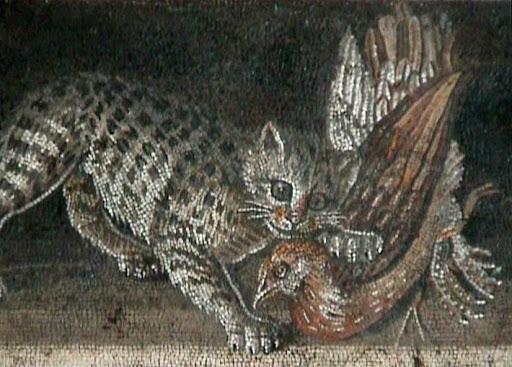"""Samedi - Le tableau du samedi - """"Le chat et l'oiseau"""""""