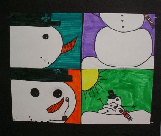 Mrs. Knight's Smartest Artists: 3rd grade