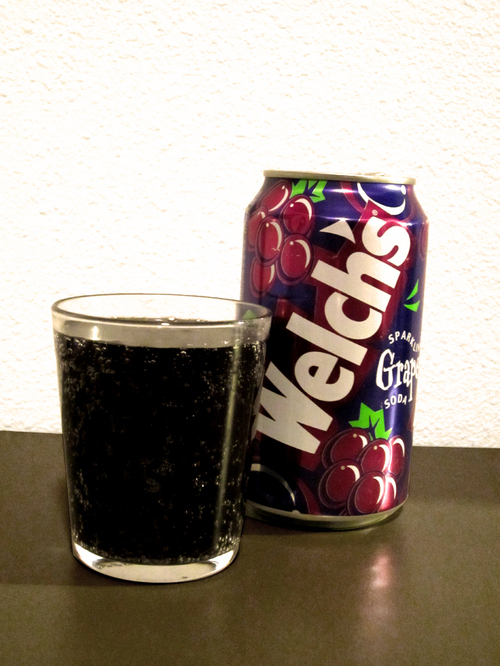 Welch's Grape Soda