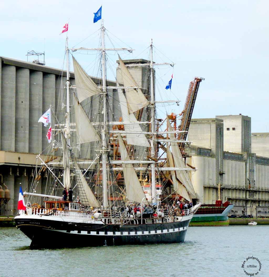 Armada des Voiliers et des hommes - ROUEN (38)