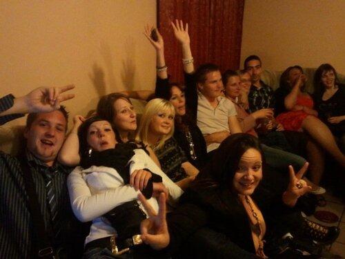 Ma famille et mes amie
