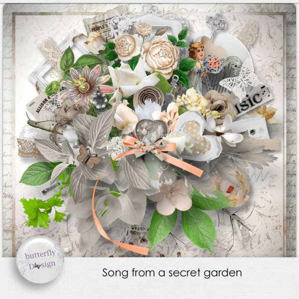 Song from a Secret garden kit