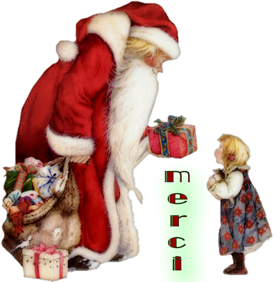 Mots du pére Noel