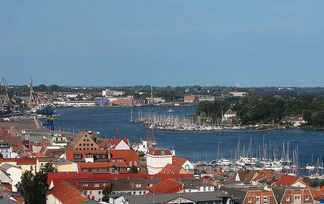 Blog de lisezmoi : Hello! Bienvenue sur mon blog!, L'Allemagne : Mecklembourg-Poméranie Occidentale - Rostock -