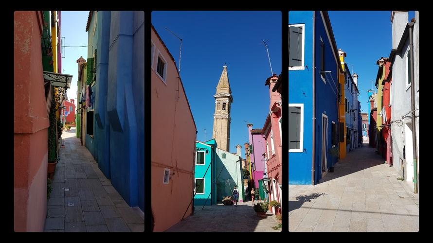Venise - Jour 2 : Murano et Burano