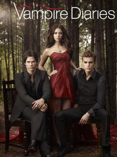 Chronique de la série {Vampire Diaries}