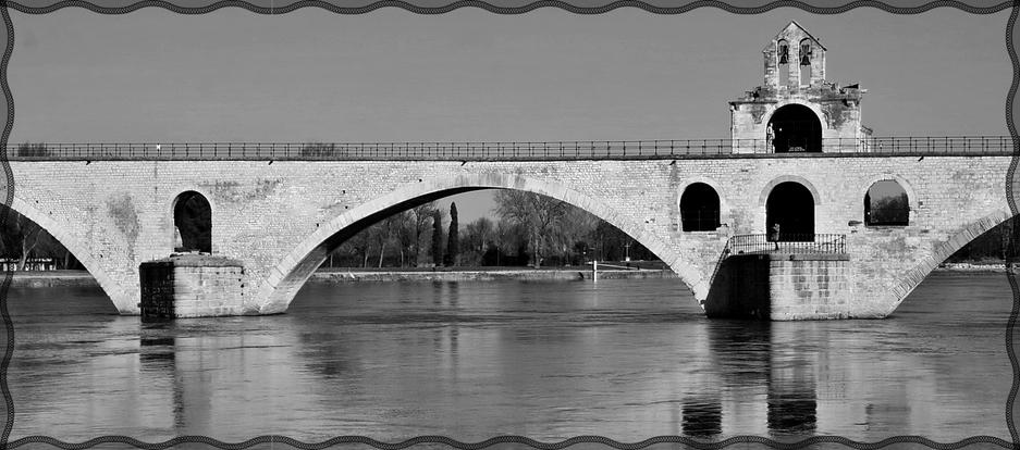 le pont St Bénezet
