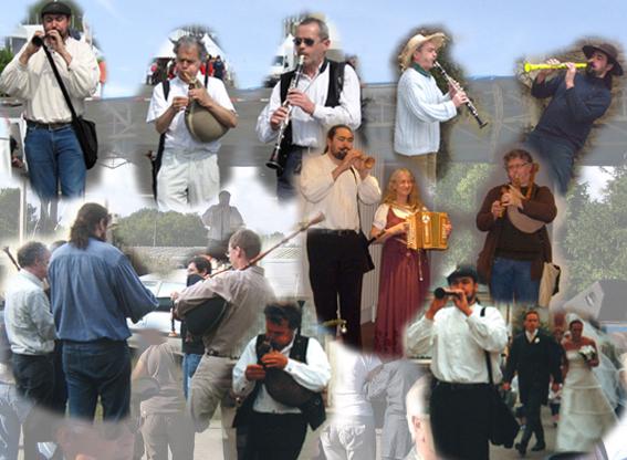 Les Sonneurs Tchok - Couple, duos, trios, etc... Musique traditionnelle vivante de Bretagne
