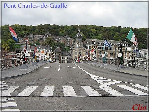 PONT CH DE GAULLE