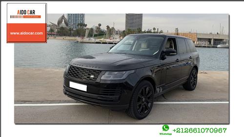 Location voiture Casablanca – la nouvelle Range Rover Vogue