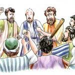 Paulo é preso em Jerusalem
