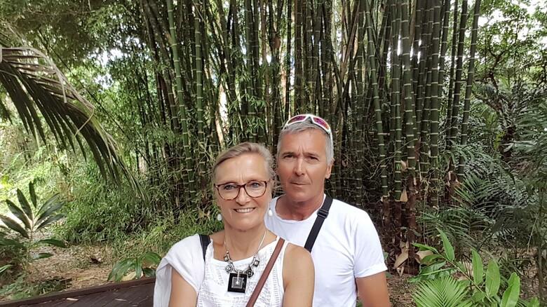 1er Août - Cairns Jardin Botanique