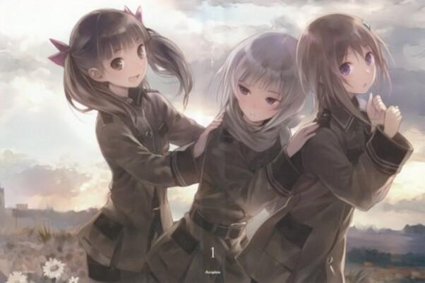La mélodie du ciel (Sora no woto)