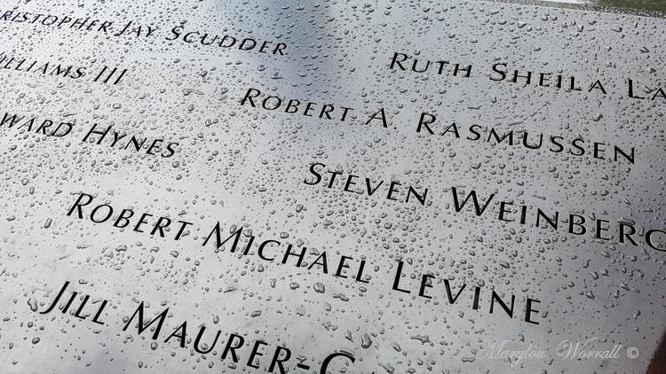 New York : One World Trade Center et Mémorial