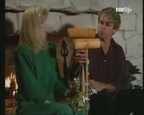 Le croquet selon Paige