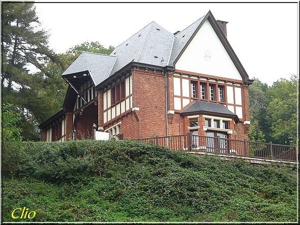 Maison des écrivains M. Yourcenaer 1