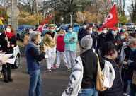 Lundi 15 mars : encore plus de grévistes sur notre UGECAM !