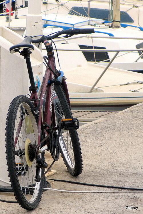 Au Barcarès: le vélo en action!