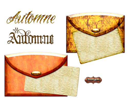 Au couleurs d'Automne + mini kit de Jopel