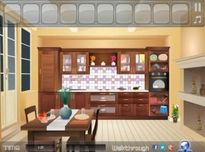 Contemporary dining room escape