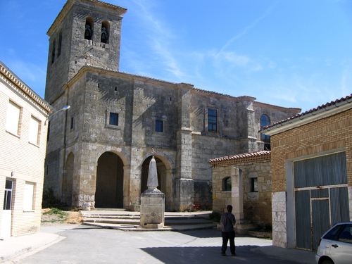 Camino Francès - Burgos - Castrojeriz