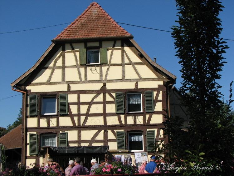 "Sundgau : Bernwiller ""Altabürafascht"""