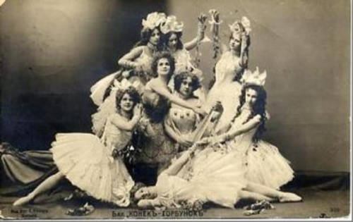 Le Petit Cheval Bossu (1864) - Un conte populaire