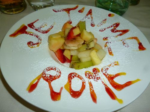 Rome culinaire