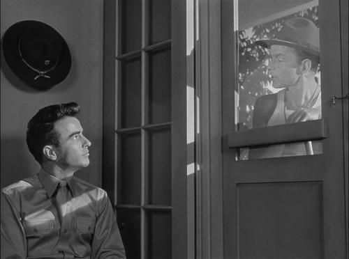 TANT QU'IL Y AURA DES HOMMES - BURT LANCASTER BOX OFFICE 1954