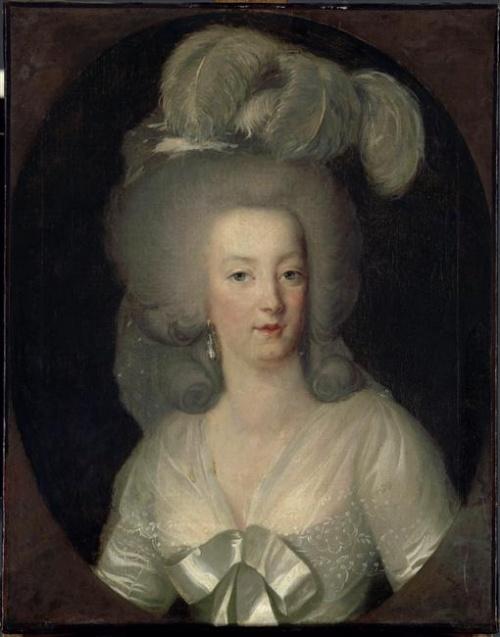 Robes et chaussures de Marie-Antoinette