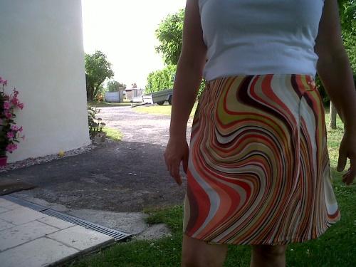 ma nouvelle jupe !