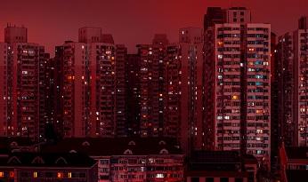 Que j'aurais de la peine à vivre dans ces mégalopoles ...