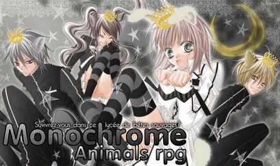 Monochrome Animals