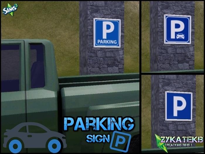 Parking - Soldes