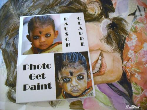 """Photo get paint"" de Claude rausch"