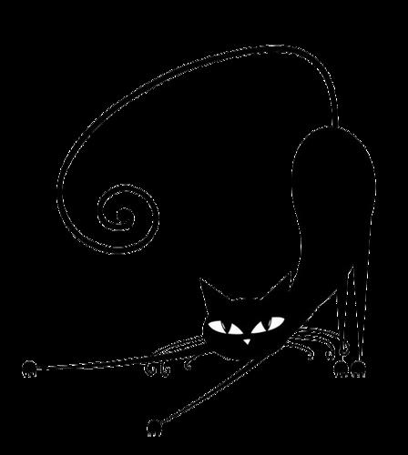 Chats (stylisés) Série 13