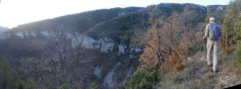Massebiau et les grottes roses