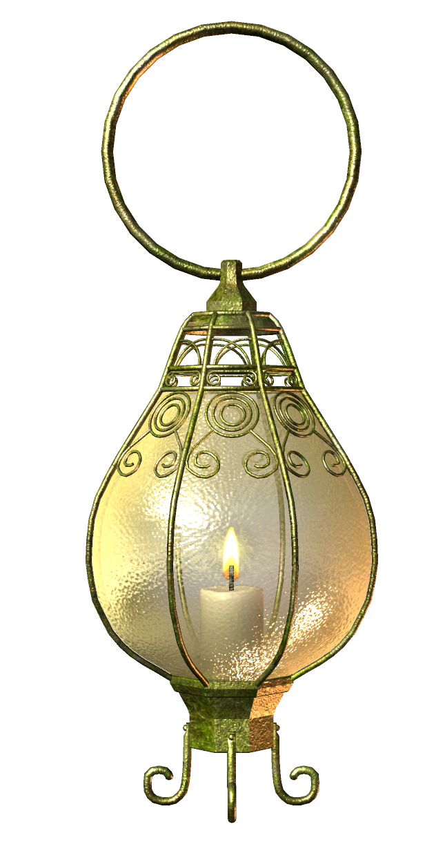 Tube lanterne