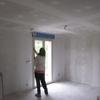 Ponçage des bandes, sous-couche placo et peinture acryliques mono-couche (10)